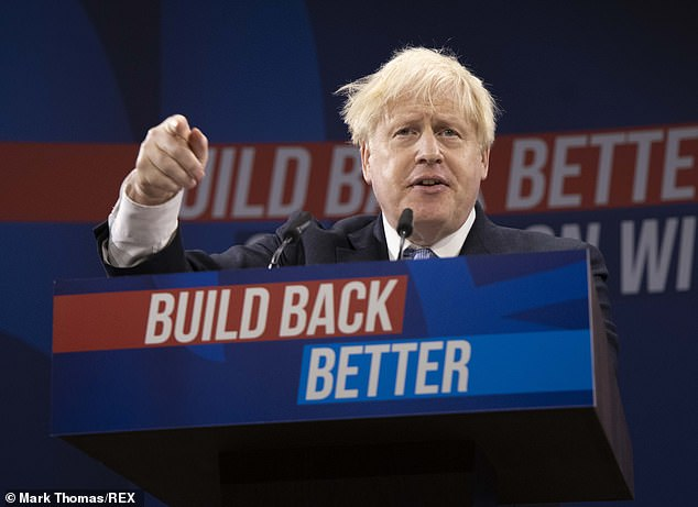 , Boris Johnson is urged to lead world in banning genetic research that could have caused Covid-19, The Today News USA