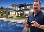 AFL legend Luke Hodge lists his Melbourne home for $3.1 million after moving to Brisbane permanently