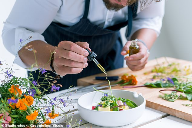 Pierre Kaufmann donated £250,000 for his cooking at a charity auction (stock image)