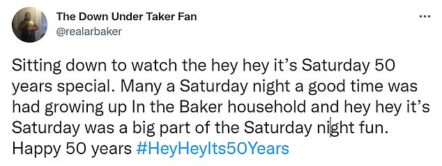 Hey, Hey It's Saturday 50th Anniversary special a huge hit with fans