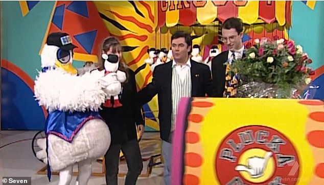 'Aussie TV needs Hey, Hey It's Saturday every week again. I haven't stopped laughing again with the gags. It was quality. It was entertaining. It was all ours. Love Daryl' one more agreed