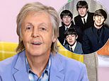 'I didn't instigate the split': Paul McCartney insists he had nothing to do with Beatles' break-up