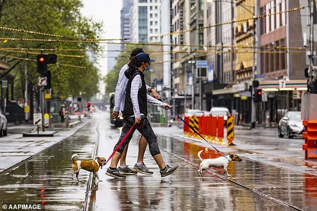 , Melbourne enters its 253rd day in Covid lockdown as NSW is set free from hard lockdown measures, The Today News USA