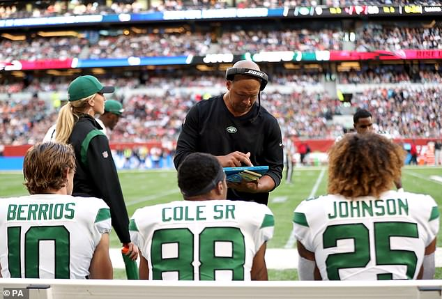 Half-time stats were damning—Atlanta had a total of 251 yards for the Jets' 80 and 17 first downs for the Jets' five.  But on the final whistle, the only statistic that matters is the win.
