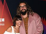 Ed Skrein and Jason Mamoa attend the screening of Mona Lisa and the Blood Moon at the LFF
