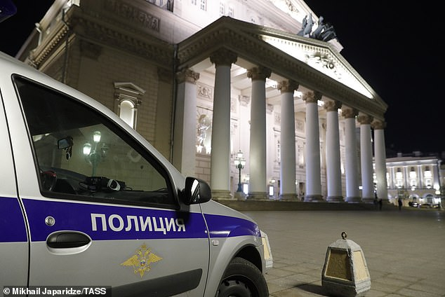 , Pictured: Horrific moment actor, 37, is crushed to death by part of the set at the Bolshoi theatre, The Today News USA