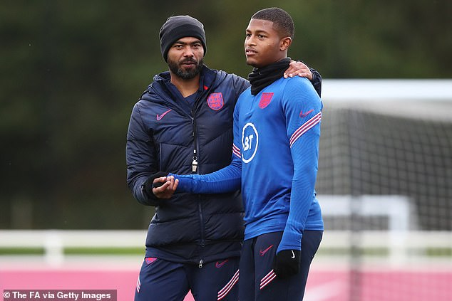 Rhian Brewster has warned that England's Under 21s cannot become drawn into a scrap