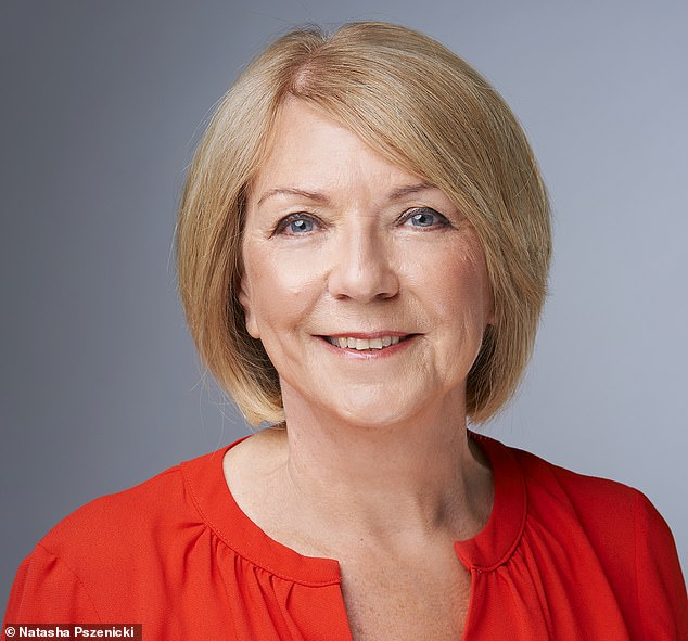 Karen Horsley, 63, who lives in York (pictured) reveals how she maintains her everlasting presence