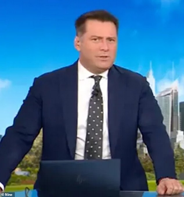 Karl Stefanovic's revenge: The Today host 'vows to write his own tell-all book' if former colleague Lisa Wilkinson paints him as a villain in her upcoming memoir