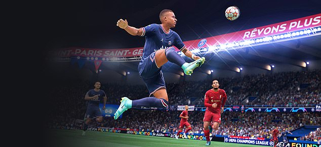 The new Fifa 2022 game has been heavily promoted by Premier League clubs and England football stars