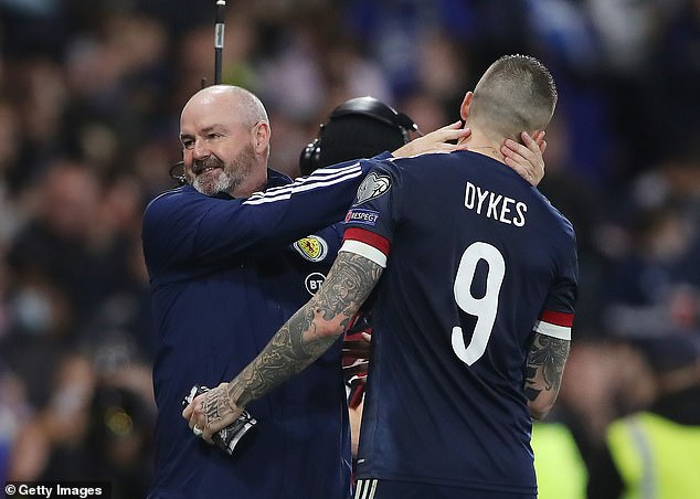 Steve Clarke's side must be commended for keeping their World Cup dream in tact