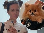 Kate Beckinsale, 48, fans accuse her of photoshopping as she defies age in selfie with pup