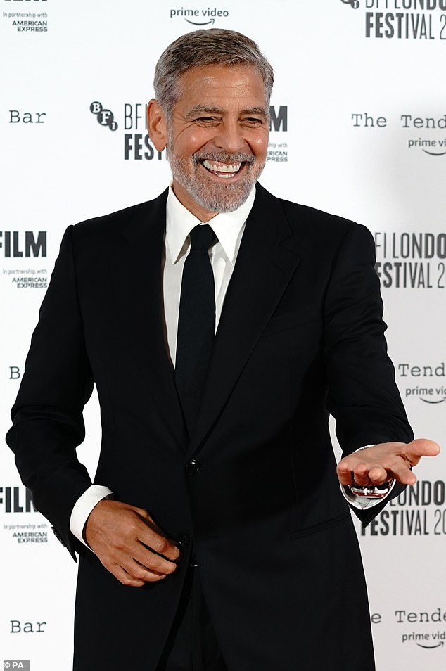 Thriller: After years of difficulties, Amazon Studios acquired the rights to the project in July 2020, with George Clooney confirmed to lead the facility in December.