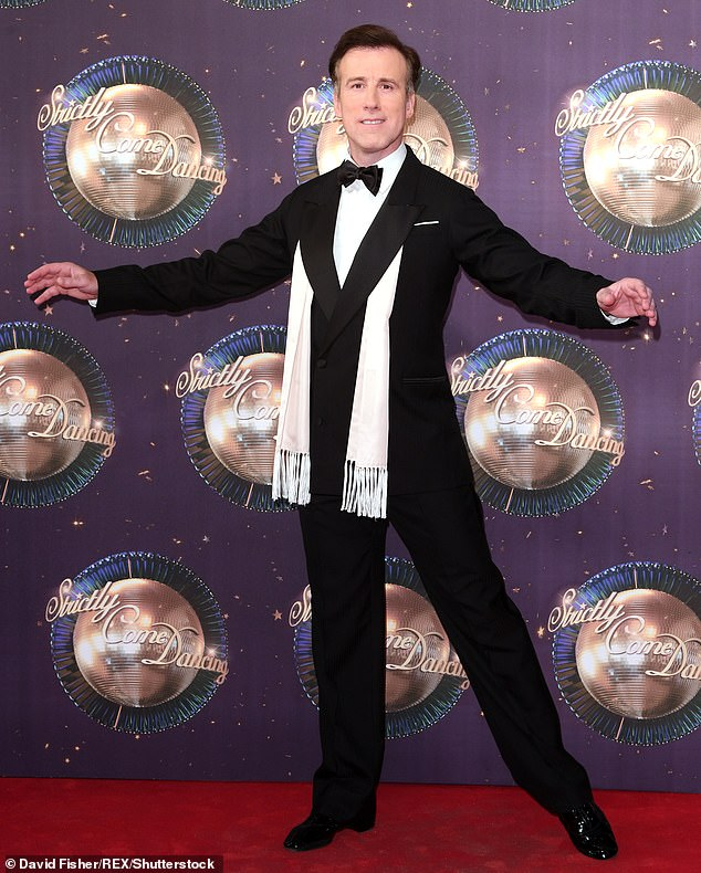 Popular:The British ballroom and Latin professional, 55, has been a mainstay on the Saturday night show since its launch in 2004, with his popularity recently earning him a new role as judge