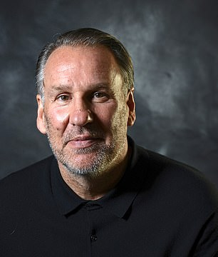 Paul Merson reveals he is given an allowance by his wife after throwing away his house deposits through gambling