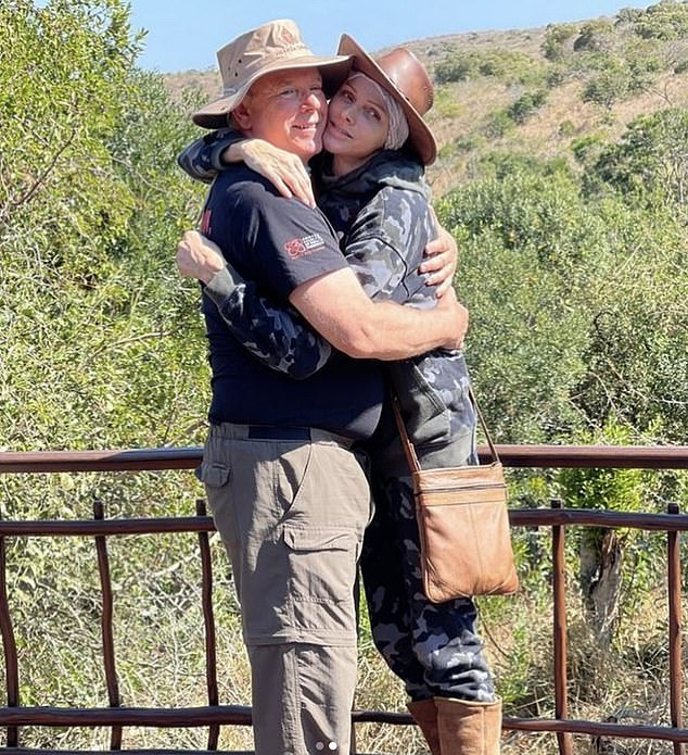 The latest revelations come days after 43-year-old Princess Charlene's return to Monaco was further delayed due to further surgery in South Africa.