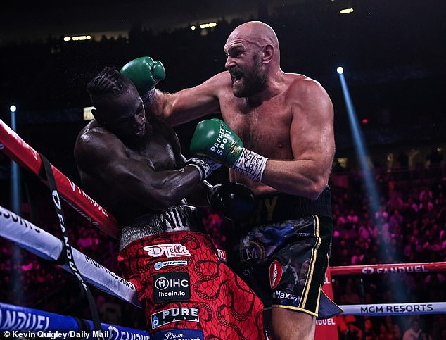 The Gypsy King's victory over Deontay Wilder brings back memories of Muhammad Ali