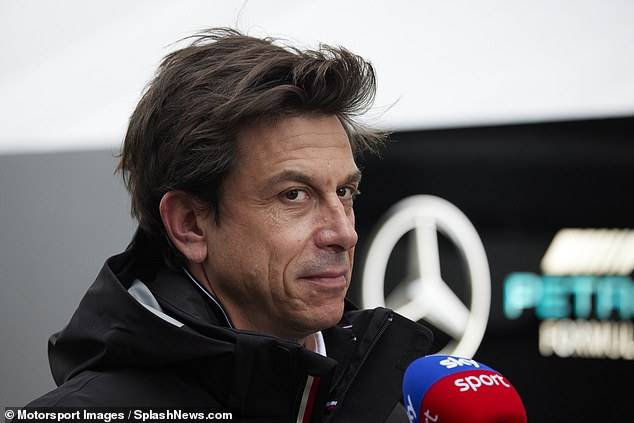 Wolff admits Mercedes and Hamilton would have been better off coming out earlier