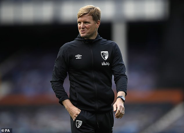 Eddie Howe worked wonders to establish Bournemouth as a Premier League club for five years