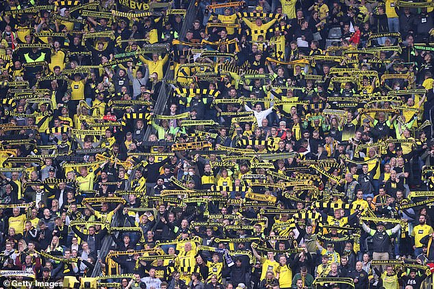 The Bundesliga will soon return to having capacity crowds at their matches, though fans will have to supply evidence of being double jabbed or having tested negative for Covid-19