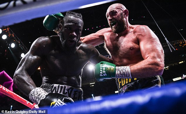 The 33-year-old Gypsy King retained his title by defeating 35-year-old Deontay Wilder in Las Vegas on Saturday.