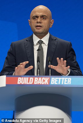 Mr Zahawi and Mr Javid (pictured) said 'vaccines are our best defence' against the virus