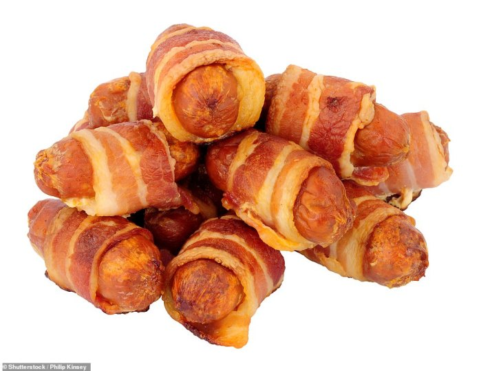 The star side of many Christmas dinner plates, luckily pigs in blankets can be frozen ahead of time - so people can grab them in supermarkets now to prep ahead of December 25
