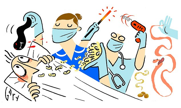 , RICHARD LITTLEJOHN: Maggots on the NHS? What next, leeches?, The Today News USA