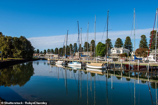 Residents of Port Fairy (pictured) are divided over the issue, with over 800 submissions entered including a petition against the motion with over 1500 signatures