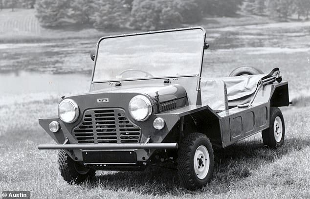 Hagerty says an original Moke in 'concours' condition today is worth up to £27,500 - that's less than half the higher estimate placed on The Prisoner version being offered at auction next month