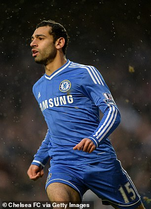 Mo Salah fails to achieve a major breakthrough after joining Baselli from Chelsea