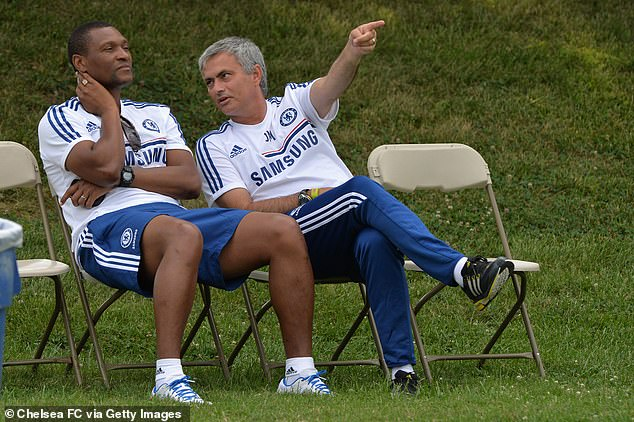 Mourinho's (medium) personality made it difficult for players who had talent, says Newton