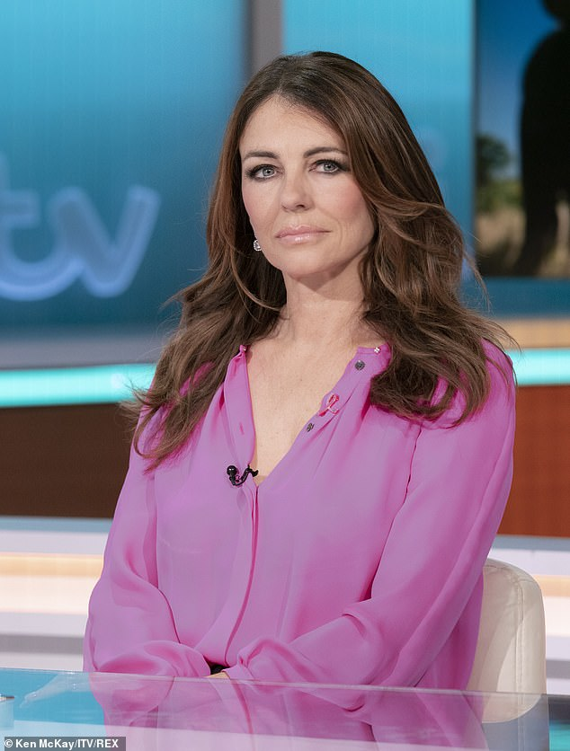 , Elizabeth Hurley urges women to check their breasts as she reveals her grandma kept cancer a secret, The Today News USA