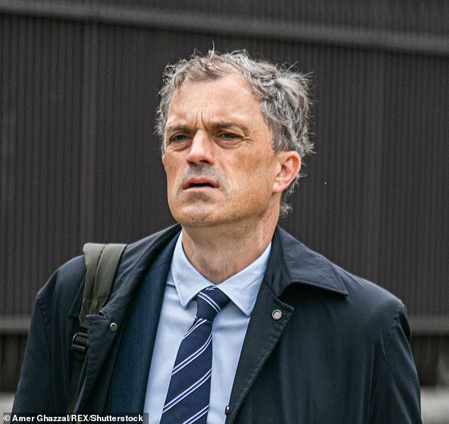Former chief Julian Smith (pictured) said the recent comments were 'completely unacceptable'