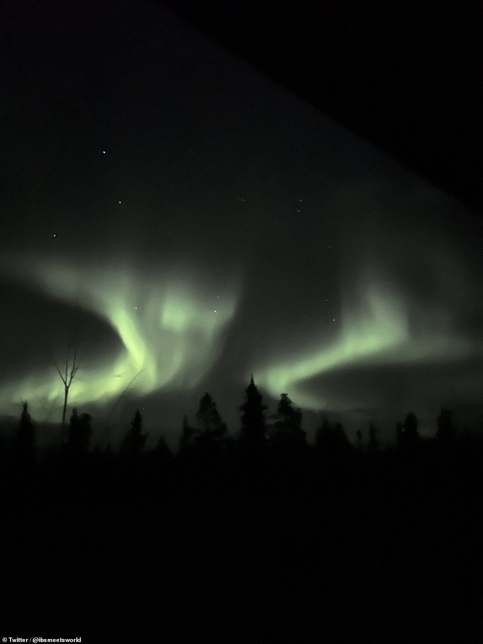 , Northern Lights: Stargazers share snaps of aurora seen in the UK, US and Canada as solar storm hits, Nzuchi Times National News