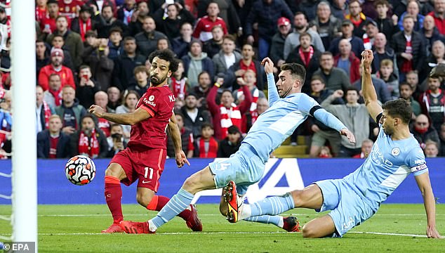 Rush believes Salah's brilliant singles goal against Man City shows growth in his game