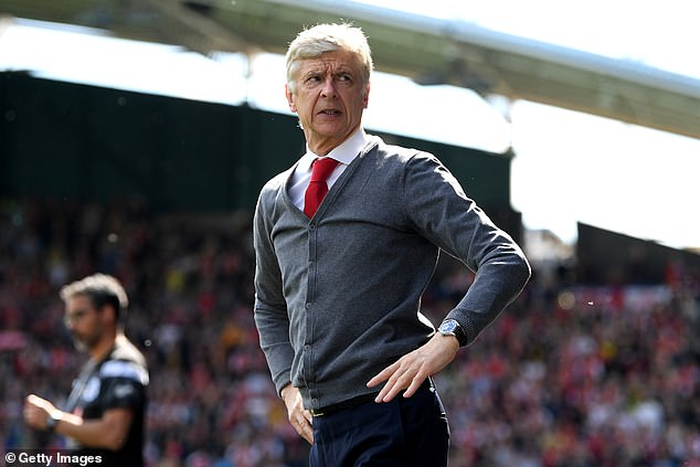Wenger hasn't held a managerial position since leaving Arsenal in 2018, but he hasn't retired