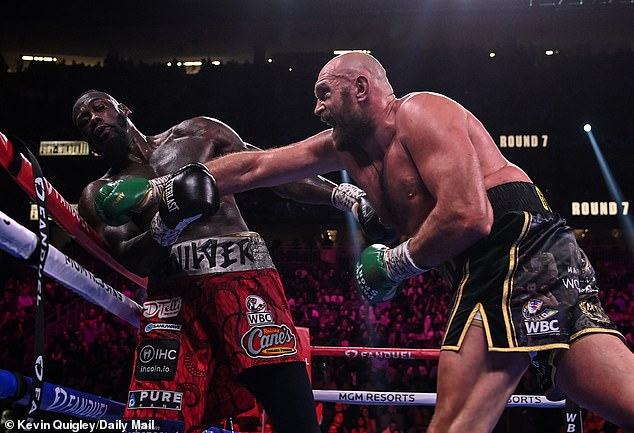 Mike Tyson has called Tyson Fury's win over Deontay Wilder