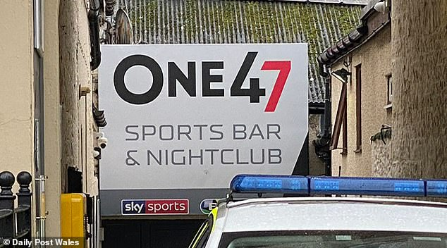 The cut-throat razor attack took place at the One47 club in Llandudno in August, just weeks after the Welsh government permitted clubs to reopen after the pandemic