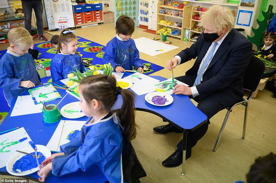, PM relaxes with his paintbrushes on his Spanish Costa getaway, The Today News USA