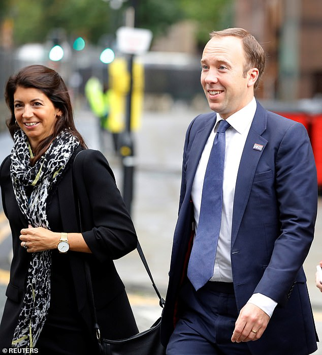 , Matt Hancock handed new role by United Nations just months after quitting Government in disgrace, The Today News USA
