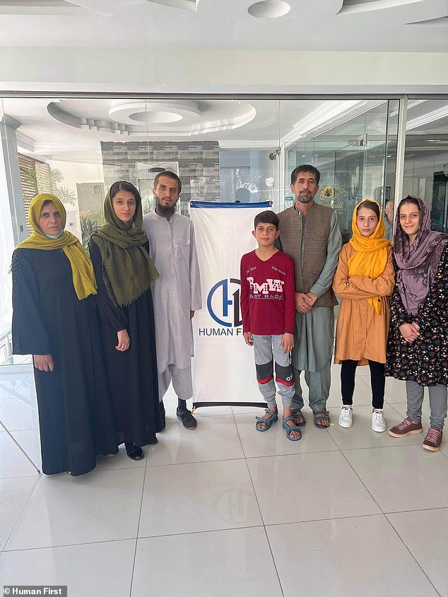 , Afghan translator who rescued Biden finally makes it to safety, wants to move to Arizona, The Today News USA