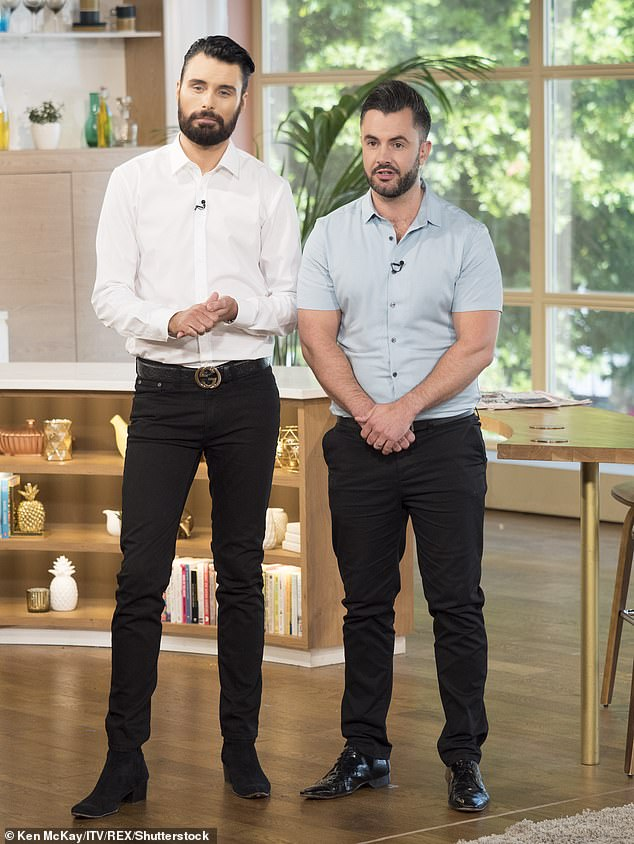 , Strictly's It Takes Two host Rylan Clark-Neal 'asks BBC to remove his married name from TV credits', The Habari News New York