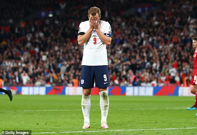 , England captain Harry Kane admits performances 'have NOT been there in the last few weeks', The Today News USA