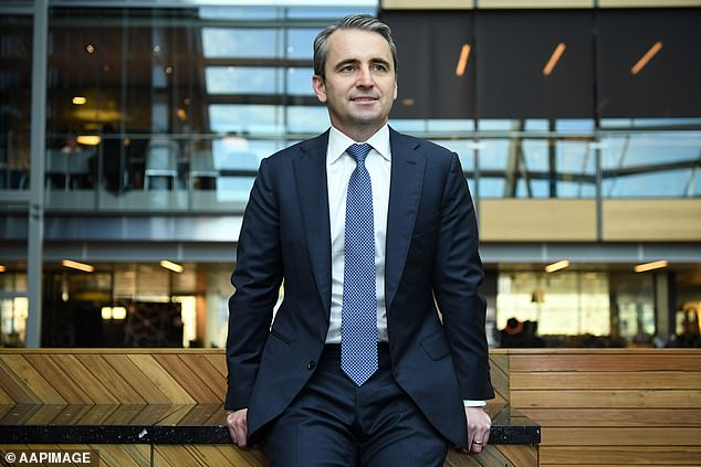 Commonwealth Bank of Australia CEO Matt Comyn announced a profit of 8.65 billion for the year to June 30, up almost 20 per cent on the previous year,
