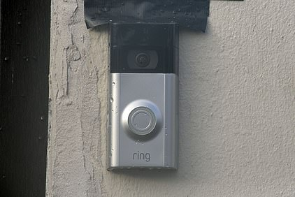Ring creates Wi-Fi enabled doorbells which notify absent homeowner via a smartphone when a visitor arrives at the door