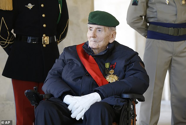 , Last of elite group of French resistance heroes who defied the Nazis in World War II dies aged 101, The Today News USA