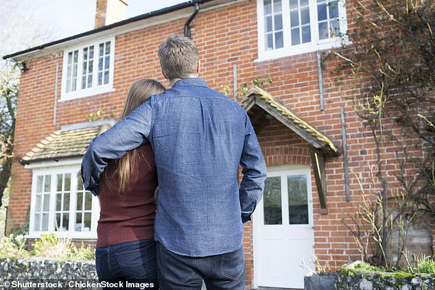 Falling mortgage rates mean first-time buyers may find it easier to get on the ladder