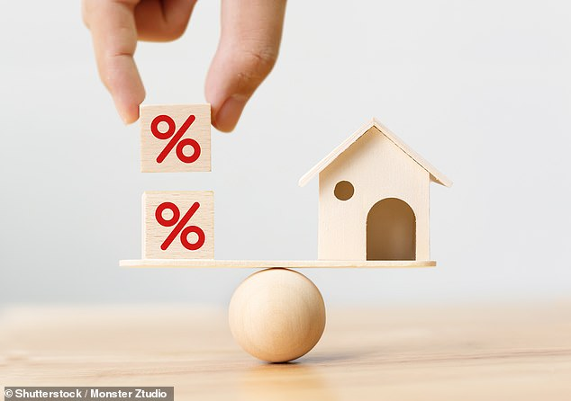 Mortgage rates for borrowers with 10% deposits are now as low as 1.67 per cent