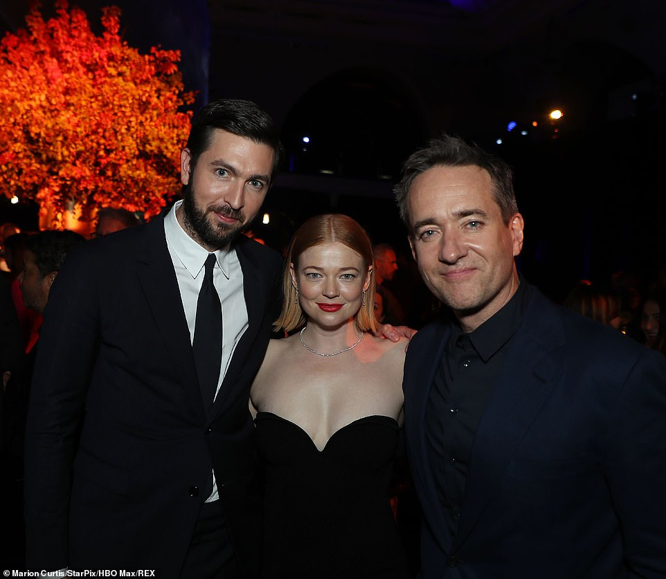 , Sarah Snook leads stars at the Succession season three premiere in New York, Nzuchi Times National News